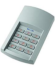 Hörmann Draadloze codeknop RCT 3b (voor poortaandrijvingen, knoppen verlicht, frequentie 433 MHz Bi-Secur, handzender voor poorten) 4510439, meerkleurig