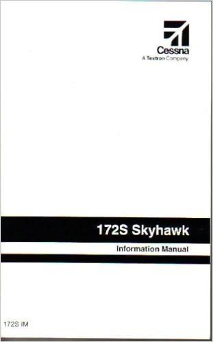 172S Skyhawk Information Manual - Nav II Analog Panel