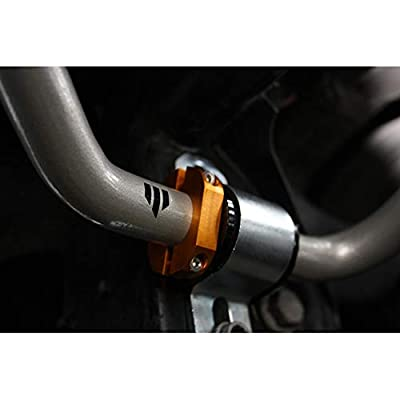Whiteline KLL122 Black Lateral Lock: Automotive
