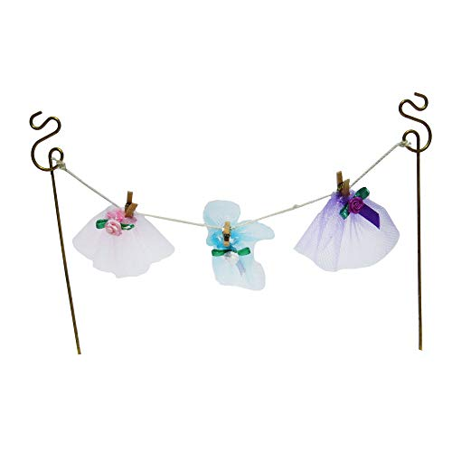 Fairy Garden Clothes Line 17408 ()