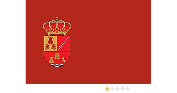 magFlags Bandera Large Torreperogil, Jaén, España   Bandera Paisaje   1.35m²   90x150cm: Amazon.es: Jardín