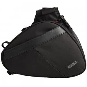 CADEN K2 Portable Messenger Single-shoulder Bag for Digital SLR Black