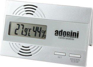 adorini hygrometer digital - calibratable