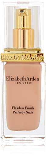 Elizabeth Arden Flawless Finish Perfectly Nude Broad Spectrum SPF 15 Makeup, Vanilla Shell, 1.0 fl. oz.