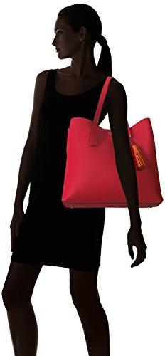 de bolsos Mujer hombro Rojo GUESS y Shoppers Hwvg6954230 Poppy qWAI1t