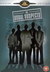 The Usual Suspects (2 Disc Special Edition) [DVD] [1995] by Kevin Spacey B01I0795XW