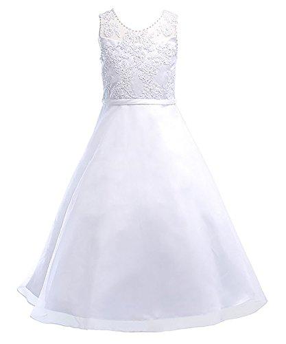 ceful First Communion Dress (Size 2-16) ()