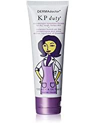 DERMAdoctor KP Duty AHA Moisturizing Therapy for Dry Skin, 4 oz.