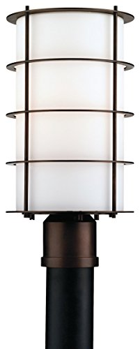 Philips Forecast F849468NV Hollywood Hills Outdoor Post Lantern Deep Bronze by Philips  sc 1 st  Outdoor Lighting UAE & Philips Forecast F849468NV Hollywood Hills Outdoor Post Lantern ...