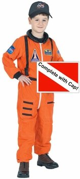 Kid's Astronaut Space Suit Costume (Size: X-Small (Real Astronaut Helmet For Sale)