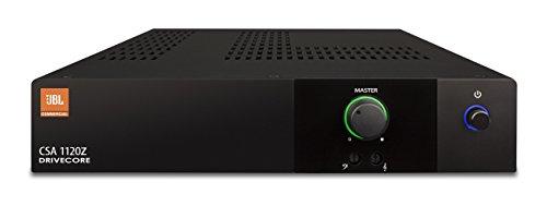 Emergency Amplifier - JBL CSA1120Z Commercial Series Single-Channel 120W Power Amplifier
