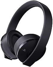 سماعة رأس سوني بلاي ستيشن جولد اللاسلكية 7.1 صوت محيطي PS4 إصدار جديد 2018
