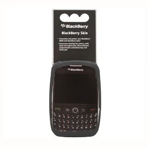 ble Durable Gel Skin Silicone Case for Blackberry Curve 8900 Javelin [Retail Packaging] ()
