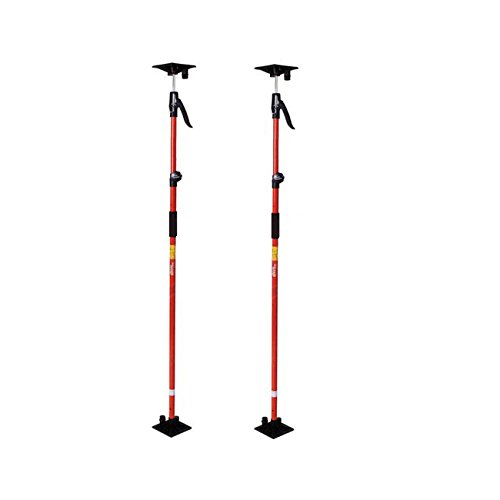 Fastcap 3-H2PCSYSTEM 3rd Hand Support Poles System 2-Pack Kit W/ 8 Feet New
