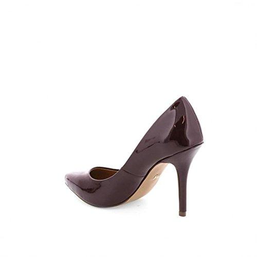 Mare de Zapatos mujer para Burdeos Maria corte wRzxSqxHt