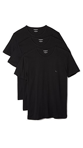 emporio-armani-mens-cotton-crew-neck-t-shirt-3-pack-black-small