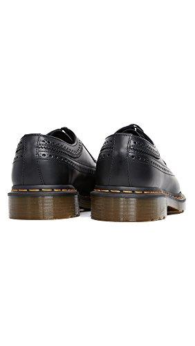 Martens Eyelet Mens Leather Dr Noir 5 Shoes 3989 6q8ZZwSz