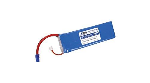 e-flite-B32003S-3200mah-3s-111v-20c-Lipo-13awg-Ec3