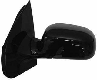 QP F4004-a Ford Black Power Driver Side Mirror