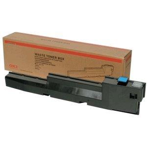 OKI C9600 N A3 impresora - residuos de tóner cartuchos de ...