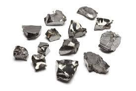Crystals shungite Elite 1000 grams (1kg)- Wholesale lot