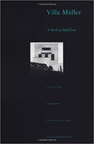 A Work of Adolf Loos Villa Muller
