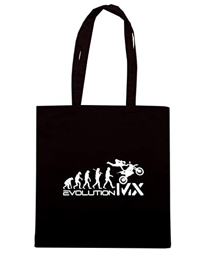 OF MOTOCROSS Speed TB0500 Shopper Borsa Shirt Nera VOLUTION qUzAFqH