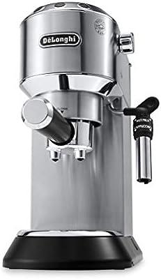 ديلونجي آلة تحضير قهوة الاسبرسو بالضخ ديديكا ستايل فضية Ec685m Amazon Ae