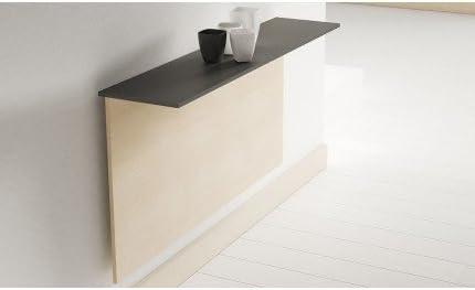 Centro hogar sánchez Mesa abatible 110x25 con encimera laminada ...