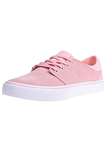 Shoes Sneaker Rosa DC Uomo Trase SD YPwqcR84