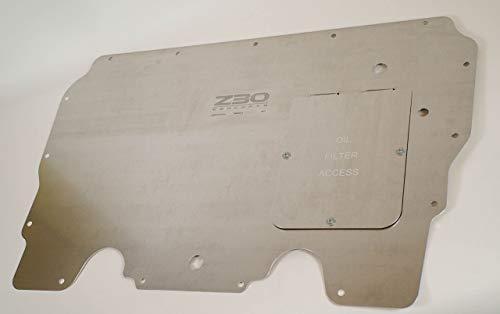 Z30 Concepts Lexus SC400 Aluminum Engine Splash Shield/Guard/Under Tray/Skid Plate ()