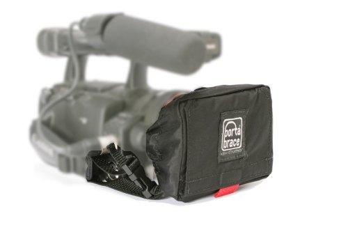 Portabrace LC-6X8 Large Lens Caps (Black)