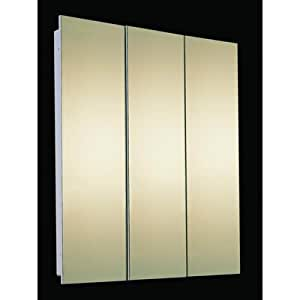 Tri View 48 X 36 Recessed Medicine Cabinet Home Improvement