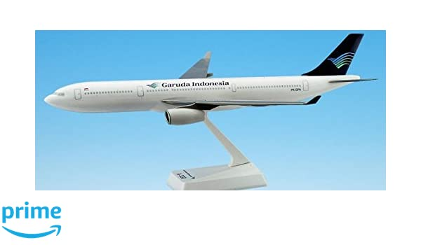 Flight Miniatures Delta Airlines Airbus A330-300 1//200 Scale Model with Stand