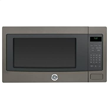 GE PEB7226EHES Profile 2.2 Cu. Ft. Slate Countertop Microwave