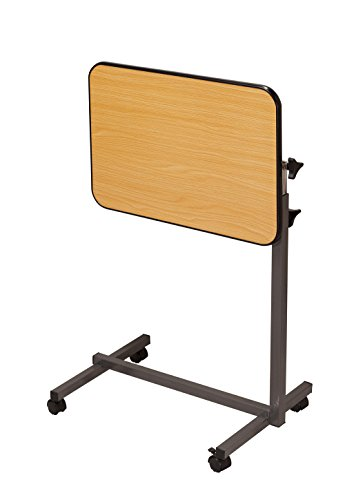 EasyComforts Rolling Tray Table (Swivel Bed Tray Table compare prices)