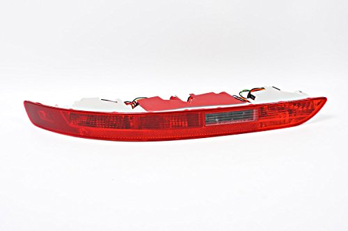 AUDI Q5 2009-2012 Rear Bumper Tail Light Reverse Stop Fog Lamp Left OEM
