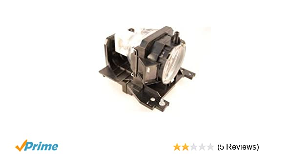 Hitachi CP-X400 Projector lamp Replacement Bulb with housing Replacement lamp
