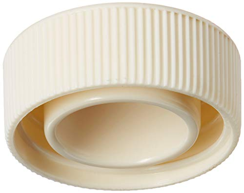 (GAME 4562 Drain Plug Cap Above Ground Pool Replacement Part, White)
