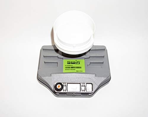 DIRECTV SL3-SWM SlimLine Single Wire Ka/Ku Triple LNB With Built-In Multiswitch (Lnb For Directv)