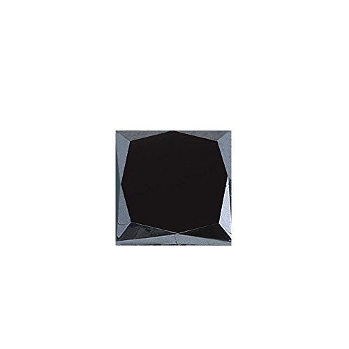 2.01 Cts 6.36×6.16×5.15 mm AA Princess ( 1 pc ) Loose Black Diamond {DIAMOND APPRAISAL INCLUDED}