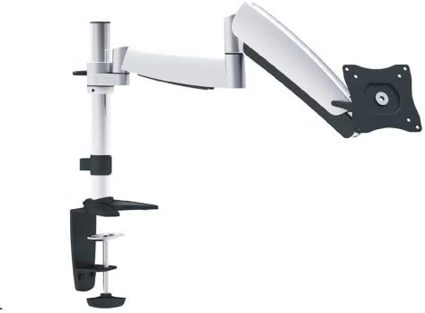 Ergotech Single 320 Series Articulating LCD Monitor Arm (320-C14-C012),Silver