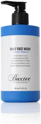 Baxter of California Daily Face Wash, 10 fl. oz.
