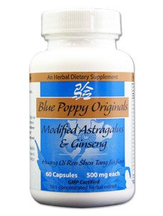 Blue Poppy - Modified Astragalus 60 caps