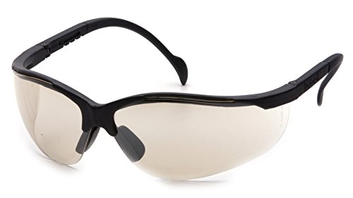 Pyramex Venture Ii Safety Eyewear, Clear Lens With Slate Gray Frame (Frames Slate Safety Glasses)