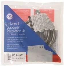 GE PM15X110 36'' Dryer Gas Kit (Ma Only), 3'' x 9'' x 9''