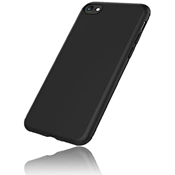 finest selection 59b39 a9027 Amazon.com: Diztronic Case for iPhone 7-Pixlee Black: Cell Phones ...
