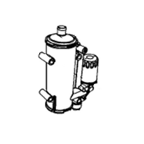 Quicksilver Oil Cooler - New Mercury Mercruiser Quicksilver Oem Part # 8M0076369 Oil Cooler Module