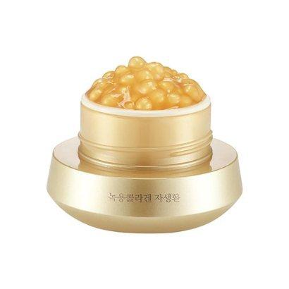 The Face Shop Yehwadam NOKYONG COLLAGEN Contour Lift GOLD CAPSULE Cream 50g + VM Korea Sample 026