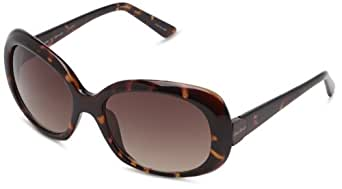 Cole Haan C 698 21 Oval Sunglasses,Tortoise,56 mm